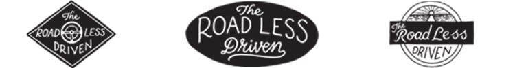 The Road Less Driven logo