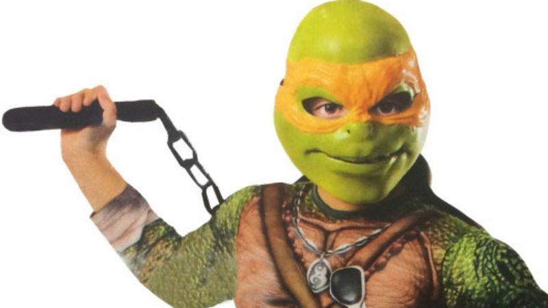 Is this is what Michael Bay's Teenage Mutant Ninja Turtles ...