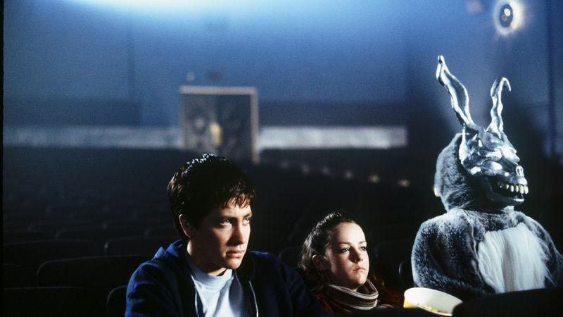 Illustration for article titled Donnie Darko will return to theaters in 30 days, 6 hours, 42 minutes, 12 seconds