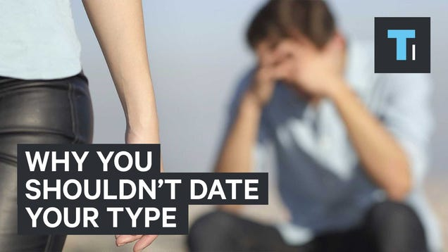 Dating outside your type