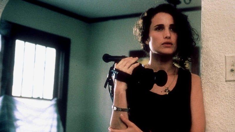 Sex. Lies. Videotape. Andie McDowell. Image: Miramax