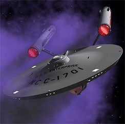 Illustration for article titled Spock Has A Sweet New Ride In Star Trek Movie