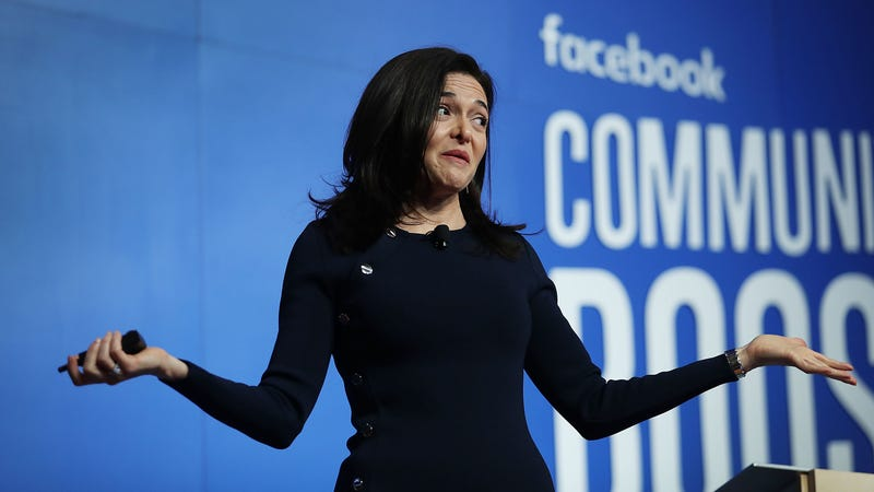 Illustration for article titled Facebook's Sheryl Sandberg Hears Concerns of Civil Rights Leaders But Offers No Promises