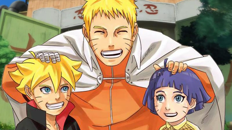 Illustration for article titled Boruto: The Day Naruto Became Hokage Impressions