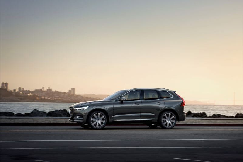 Illustration for article titled The Stylish 2018 Volvo XC60 Will Cost $42,495