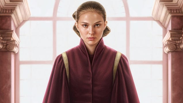Padmé Amidala s Literary Star Wars Trilogy Will Conclude With Queen s Hope