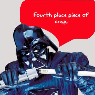 Illustration for article titled 50 Greatest Fictional Weapons of All Time: #1 is Not What You Think