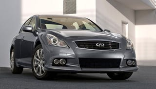 Illustration for article titled Infiniti Performance Line: Your G37 Needs Moar Power!