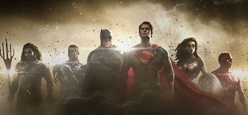 Our First Look at the Justice League Is Here, and It's Damn Rad
