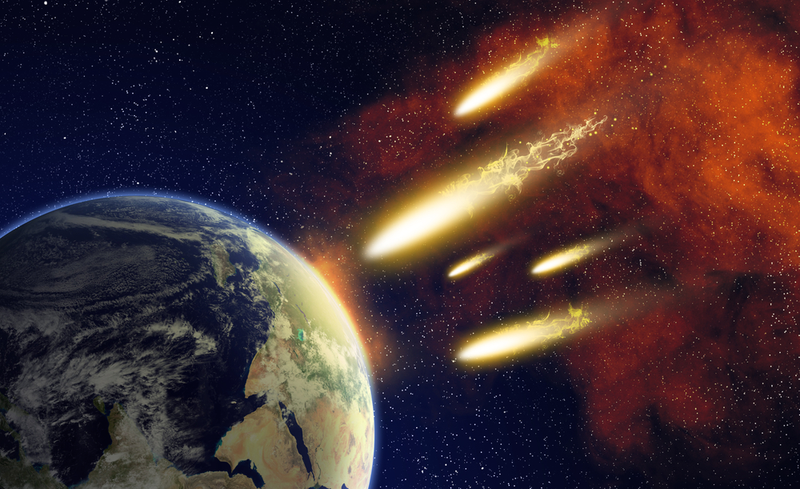 NASA: No, There Isn't a Deadly Asteroid Heading Right For Us