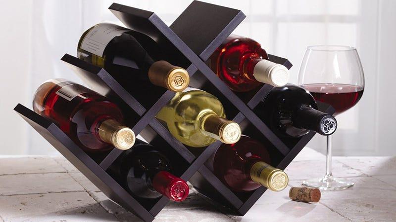 Wine Rack, $16