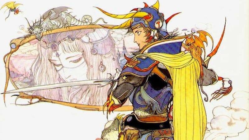 Illustration for article titled The Big Final Fantasy Question