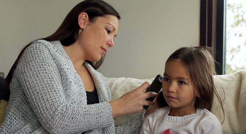 La nueva forma de detectar infecciones de oído en niños: con el móvil
