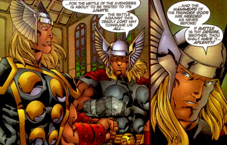 The Worthy: 14 Characters Who Possessed the Power of Thor