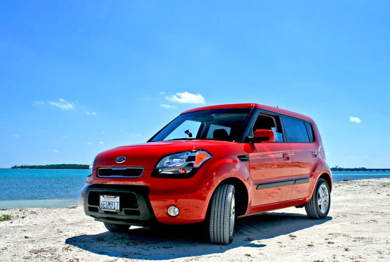 Illustration for article titled 2010 Kia Soul: First Drive