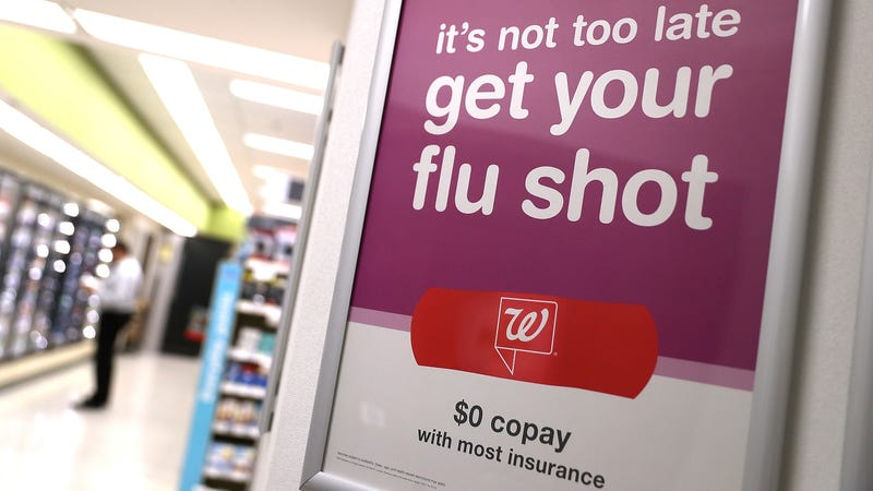 Go get your flu shot. Photo: Getty.