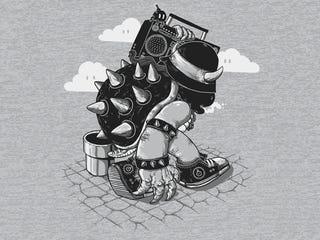 Illustration for article titled The Original B-Boy Shirt