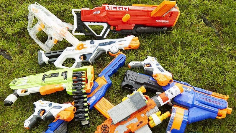 NERF from $4 | Amazon