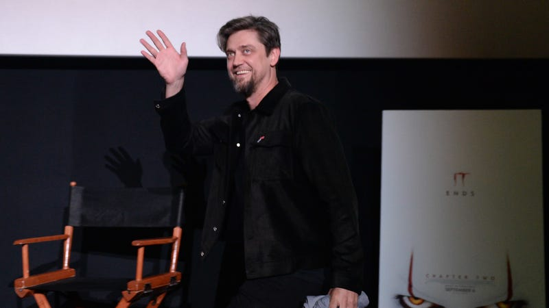 It's Andy Muschietti confirms he's directing the Flash movie, you know, for now