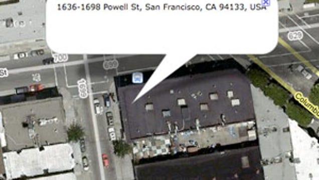 Get Addresse... Reverse Google Maps