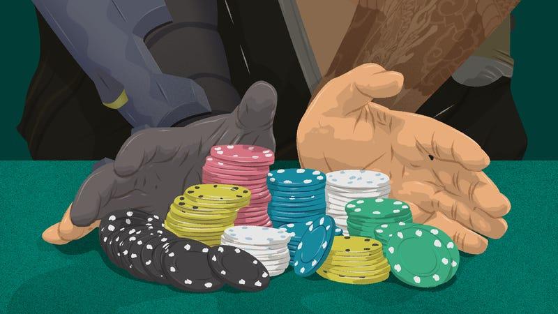 Hasil gambar untuk gambling