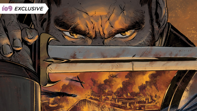 Dune s Next Comic Dives Deep Into the Heart of the Imperium s Greatest Warriors