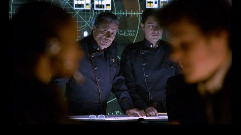 Illustration for article titled Battlestar Galactica: Miniseries, Part 2