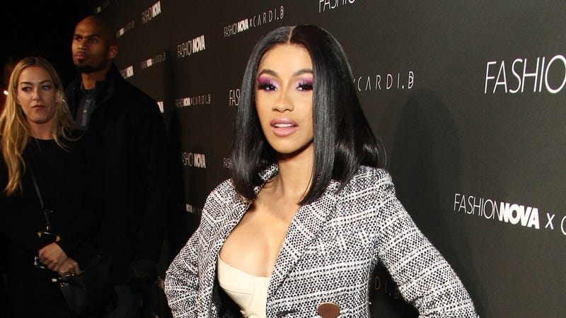Illustration for article titled Cardi B Will Let Kulture Decide If She Wants to Be 'That Bitch' When She Grows Up