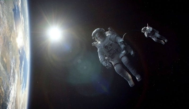 Illustration for article titled Author Sues Warner Bros. Claiming Gravity Was Based on Her Novel
