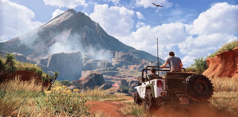 Uncharted 4 Has The Perfect Video Game Ending