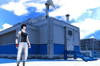 Illustration for article titled Mirror's Edge Running Straight To The iPhone