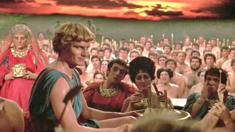 Fellini Satyricon | Fellini : Faces | Pinterest | Cinema, Films ...