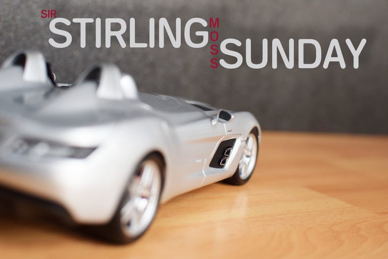Illustration for article titled Sir Stirling Moss Sunday: Bonus Edition