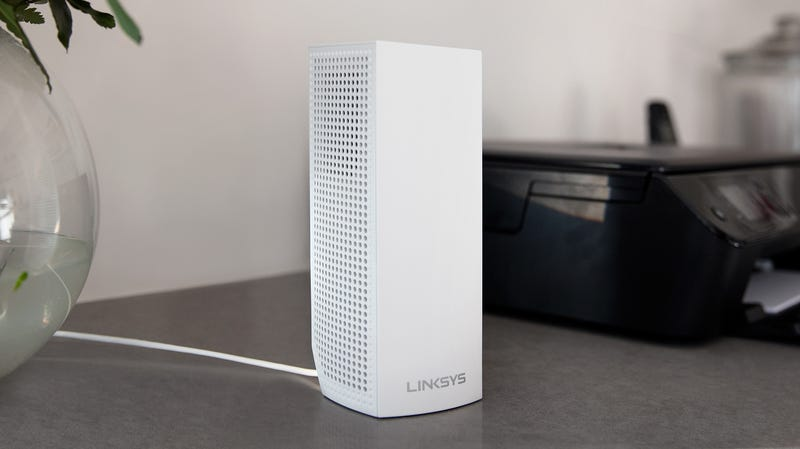 Illustration for article titled Linksys Wants to Eliminate Wi-Fi Dead Spots With These Tiny Towers Scattered Around Your Home
