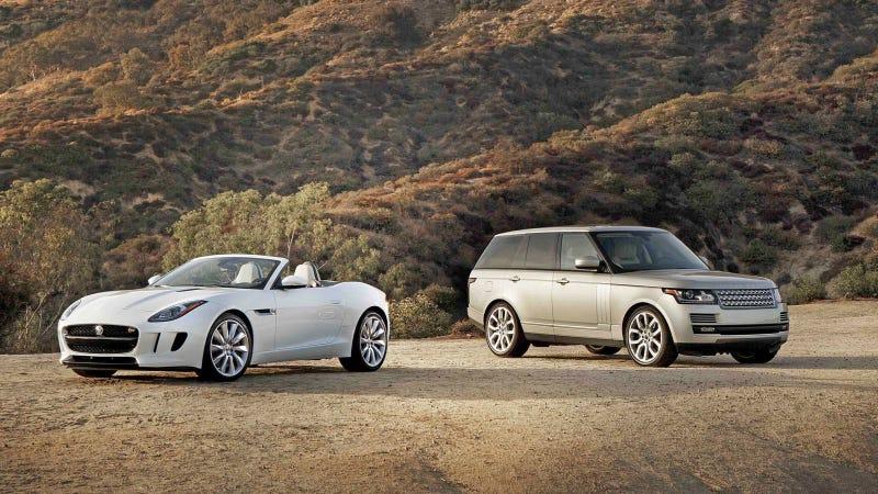 Illustration for article titled Record Breaking Sales For Jaguar Land Rover UK