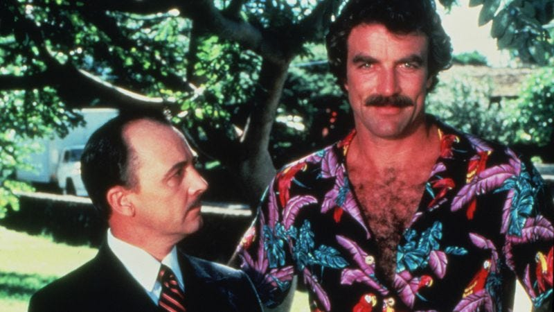 Today In Pop Culture Real Estate Buy The Magnum P I