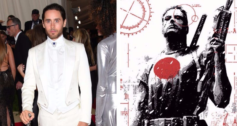 Sony's Bloodshot Eyes Jared Leto for Lead Role