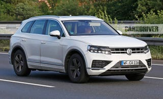 Illustration for article titled Unpopular opinion: I can't fucking wait for the new Touareg.