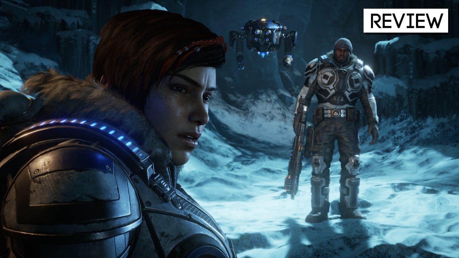 Gears 5 Campaign: The Kotaku Review