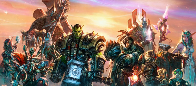 Illustration for article titled The Crushing Design Of World Of Warcraft's Big Raids