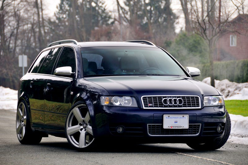 Why The Audi S Avant And BMW Touring Are Future Classics - Audi s4 avant