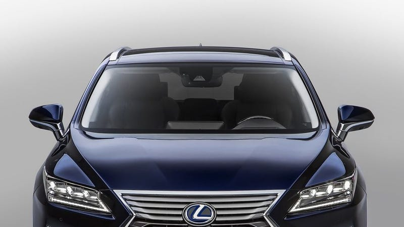 Illustration for article titled Lexus To Introduce Solitary Confinement At Tokyo Motor Show: Report