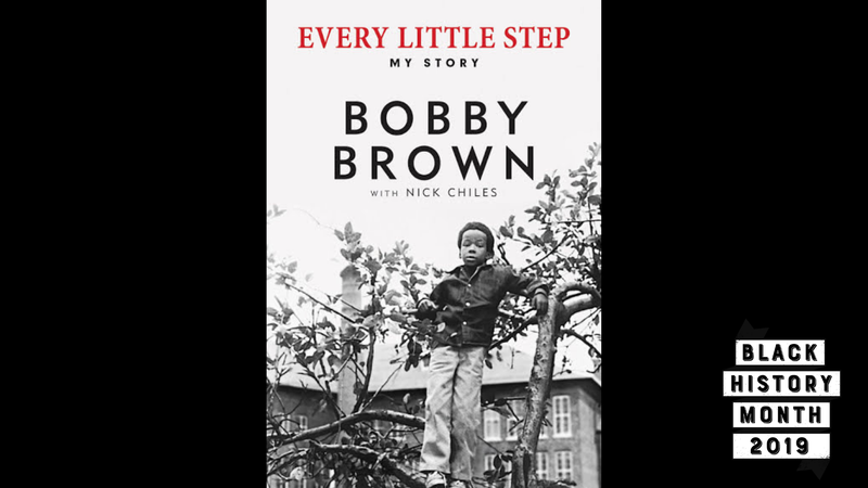 Illustration for article titled 28 Days of Literary Blackness With VSB | Day 5: Every Little Step: My Story by Bobby Brown With Nick Chiles