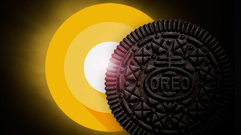 Illustration for article titled Android 'O' Is Officially Called Oreo, But When Will Your Phone Get It?