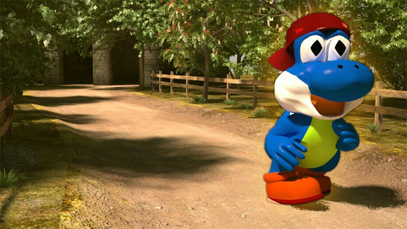 Illustration for article titled Nintendo Lawyers Leave Yoshi's Rip-Off Android Game Feeling Blue