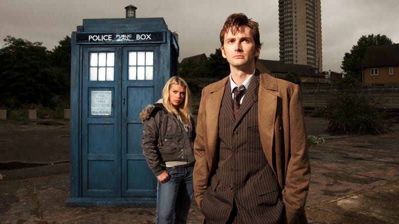Illustration for article titled Doctor Who Was Nearly Axed In 2010