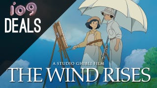 Illustration for article titled The Wind Rises, Discounted Digital Credit, and More Deals