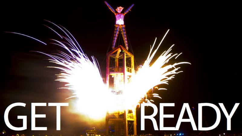 Illustration for article titled 9 Tools to Make Burning Man Extra Awesome