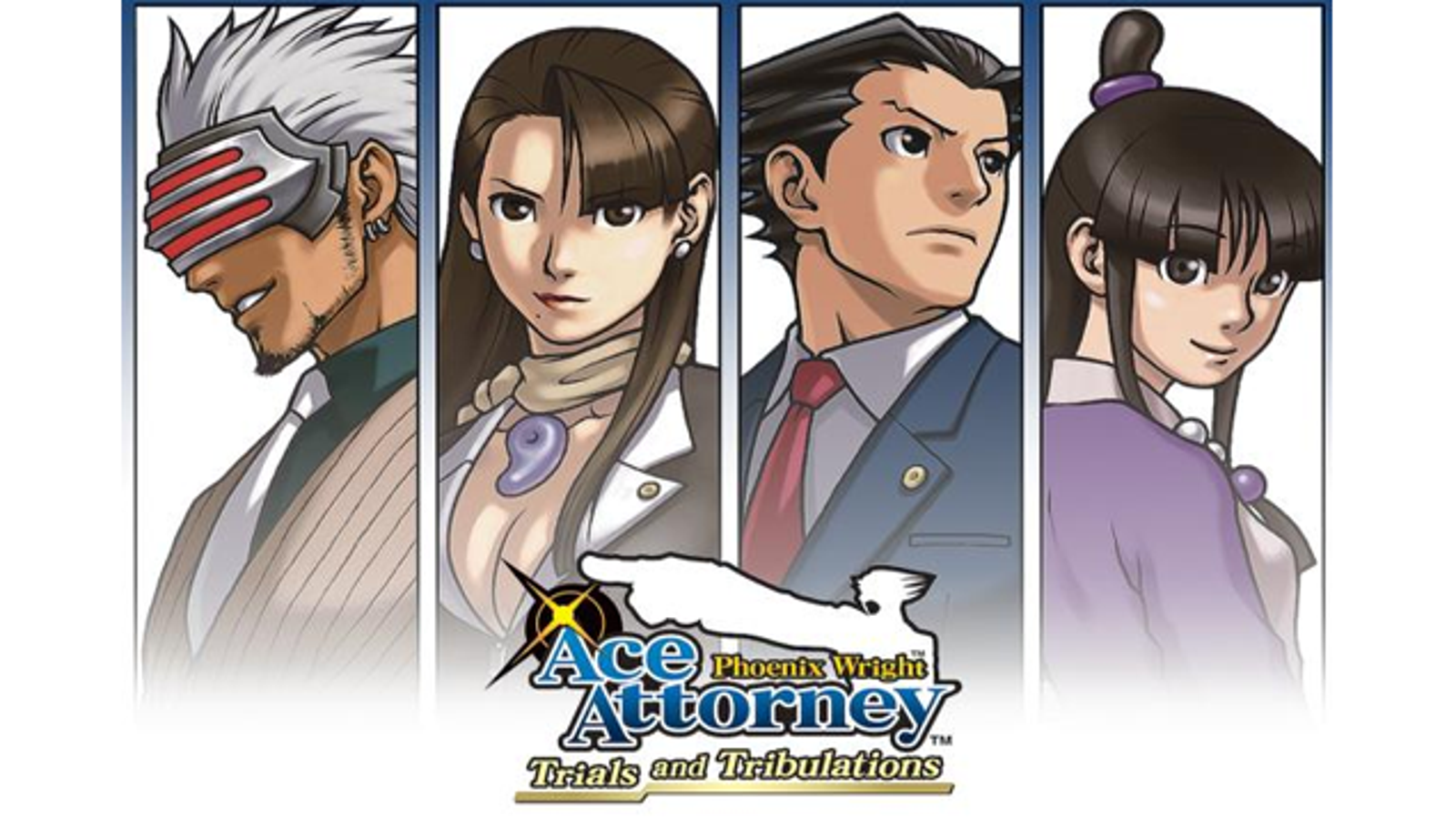 Image result for Phoenix Wright Ace Attorney Trials and Tribulations