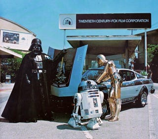 Illustration for article titled Reminder: The 1977 Star Wars Toyota Celica is Still Missing.